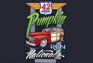 Pumpkin Run Car Show